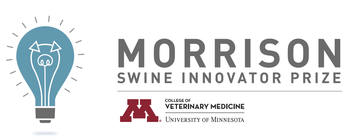The Allen D. Leman Swine Conference Introduces The Morrison Swine Innovator Prize for DVM Students